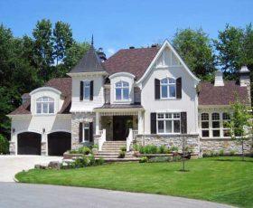 Maison neuve- Rosemère