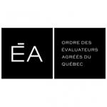 Logo de l'Ordre des évaluateurs agréés du Québec